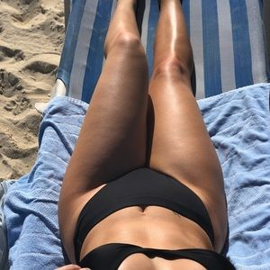 Other - High Waist Cheeky Bikini Bottoms
